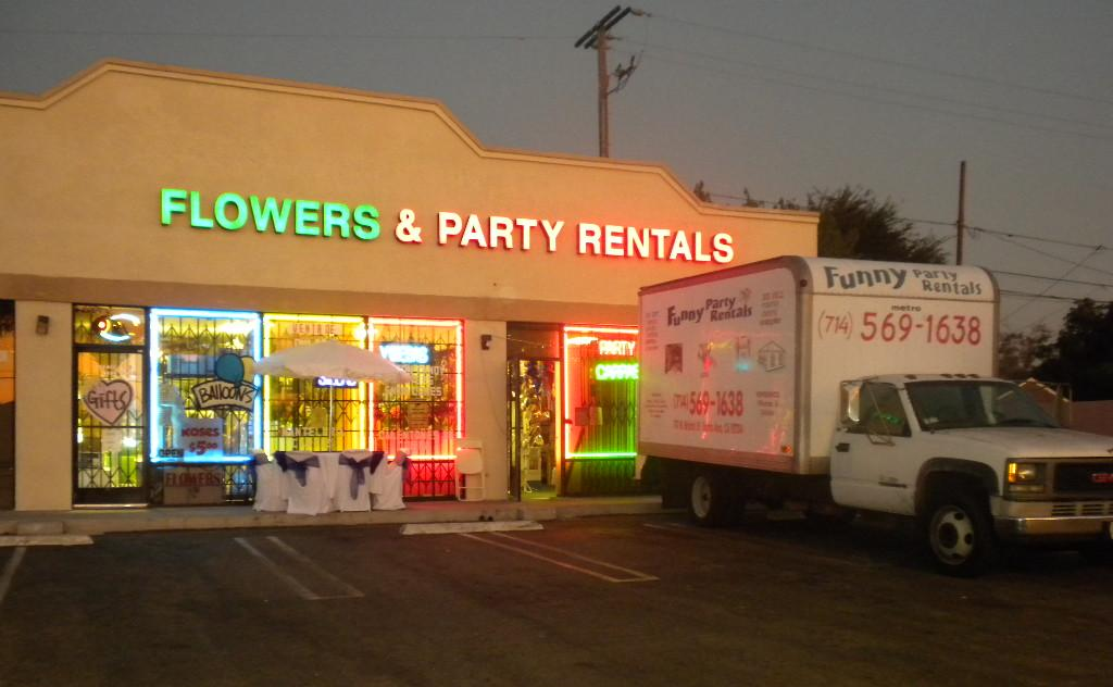 party rental s in orange county tablecloths chair rentals